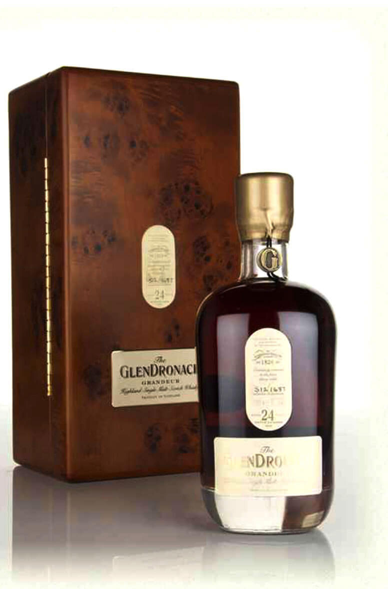 Glendronach Grandeur Batch 9 24 Year Old