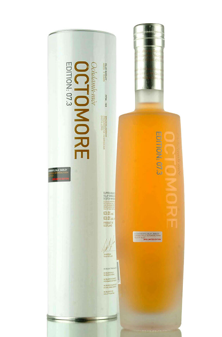 Octomore 07.3 Islay Barley