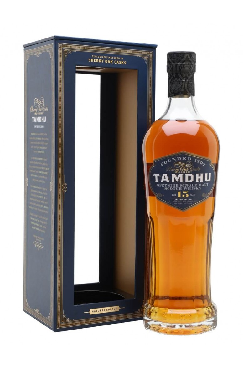 Tamdhu 15 Year Old