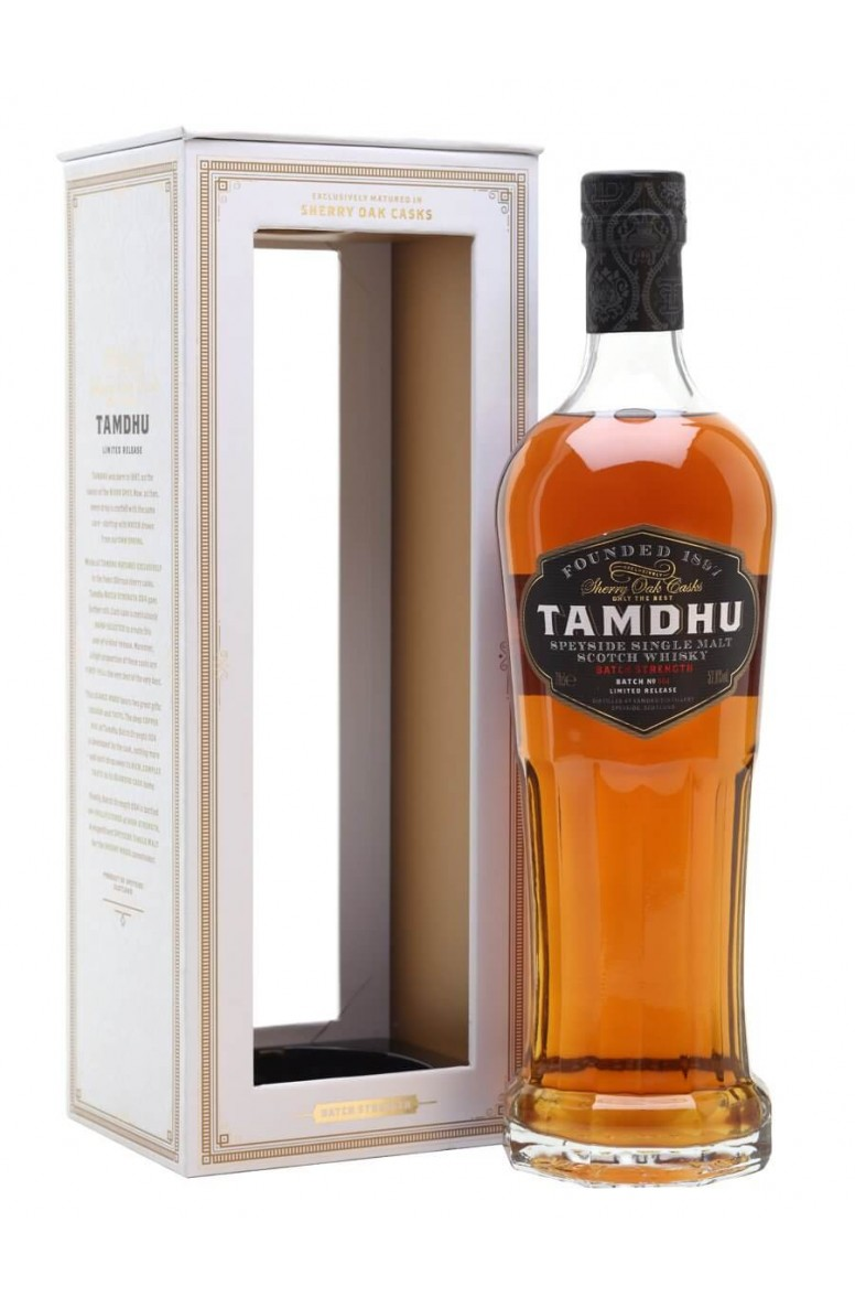 Tamdhu Batch Strength No.4
