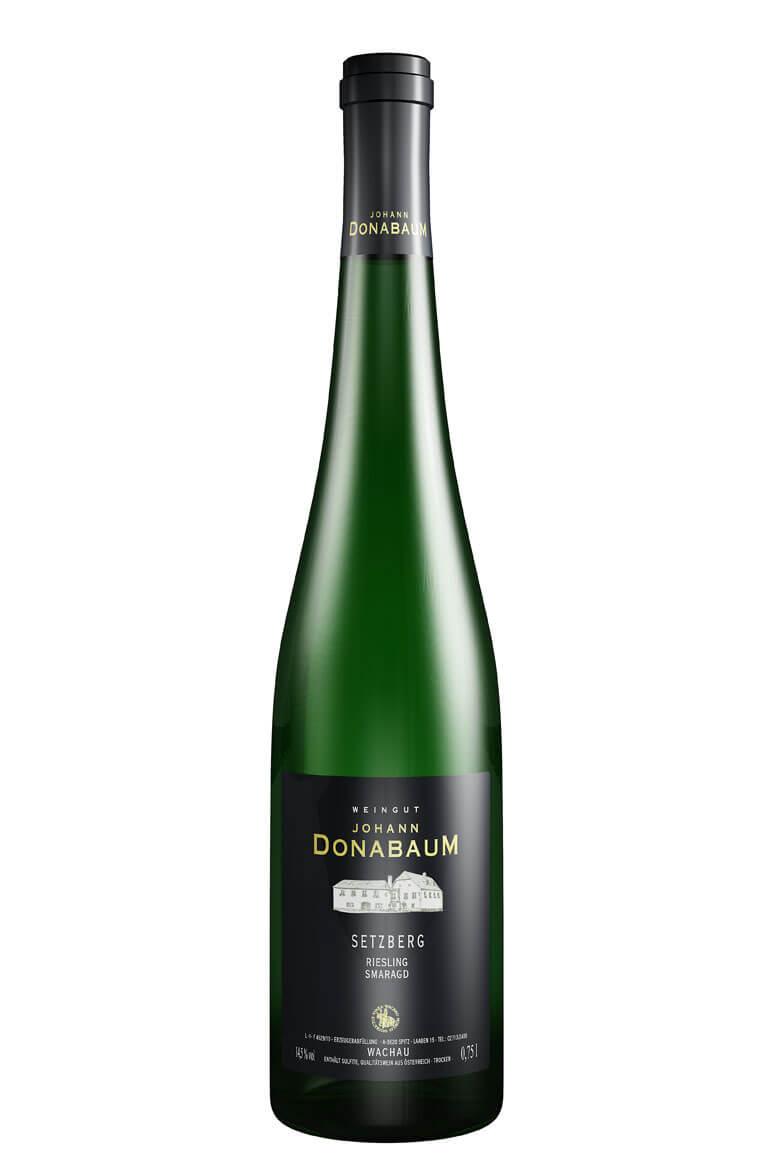 Johann Donabaum Setzberg Riesling Smaragd