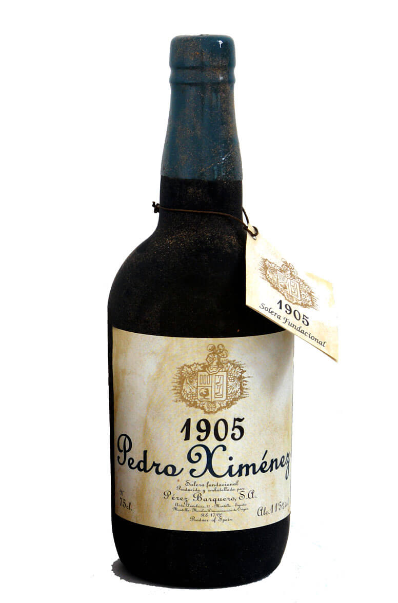 1905 Pedro Ximenez Solera Fundacional