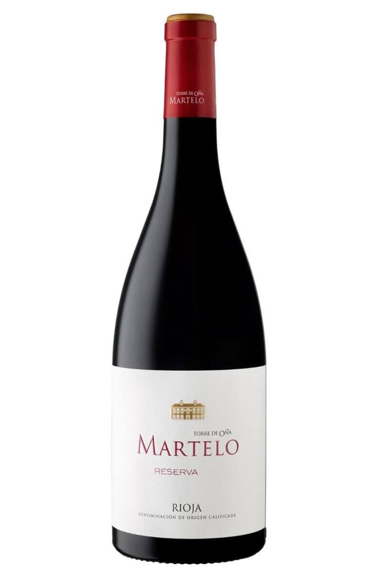Martelo Reserva Rioja