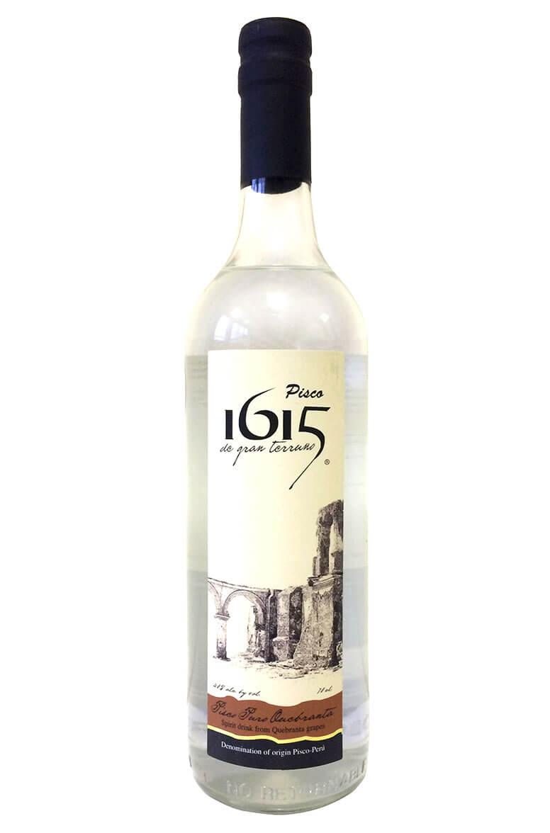 1615 Quebranta Pisco