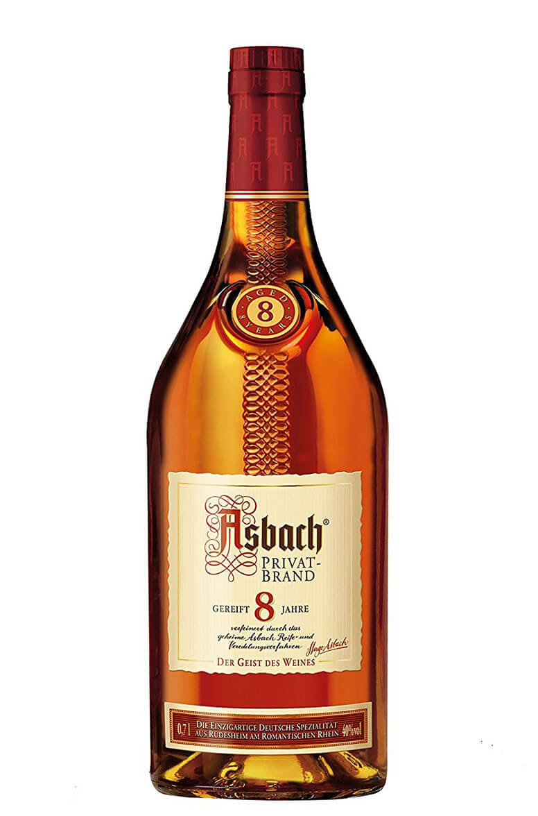 Asbach 8 Year Old Brandy