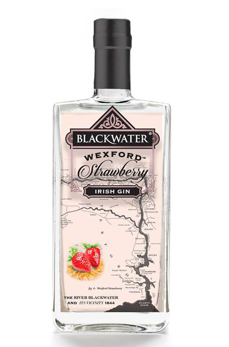 Blackwater Wexford Strawberry Gin