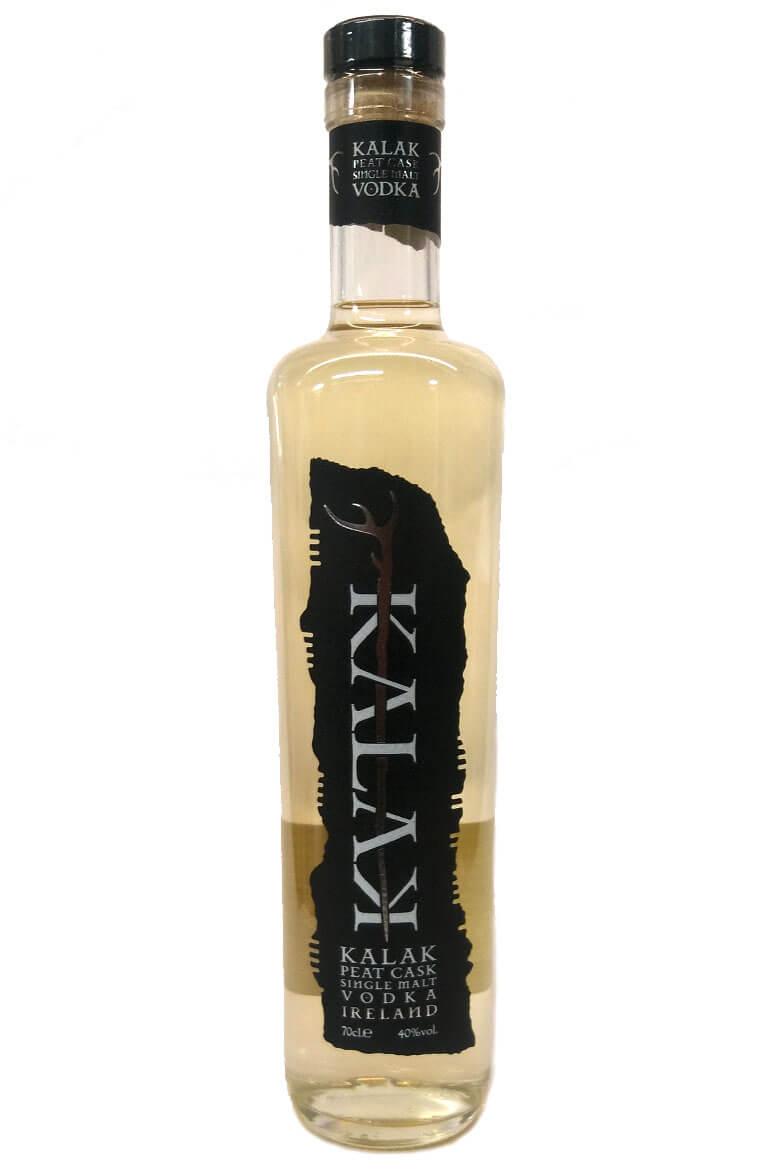 Kalak Peat Cask Single Malt Vodka