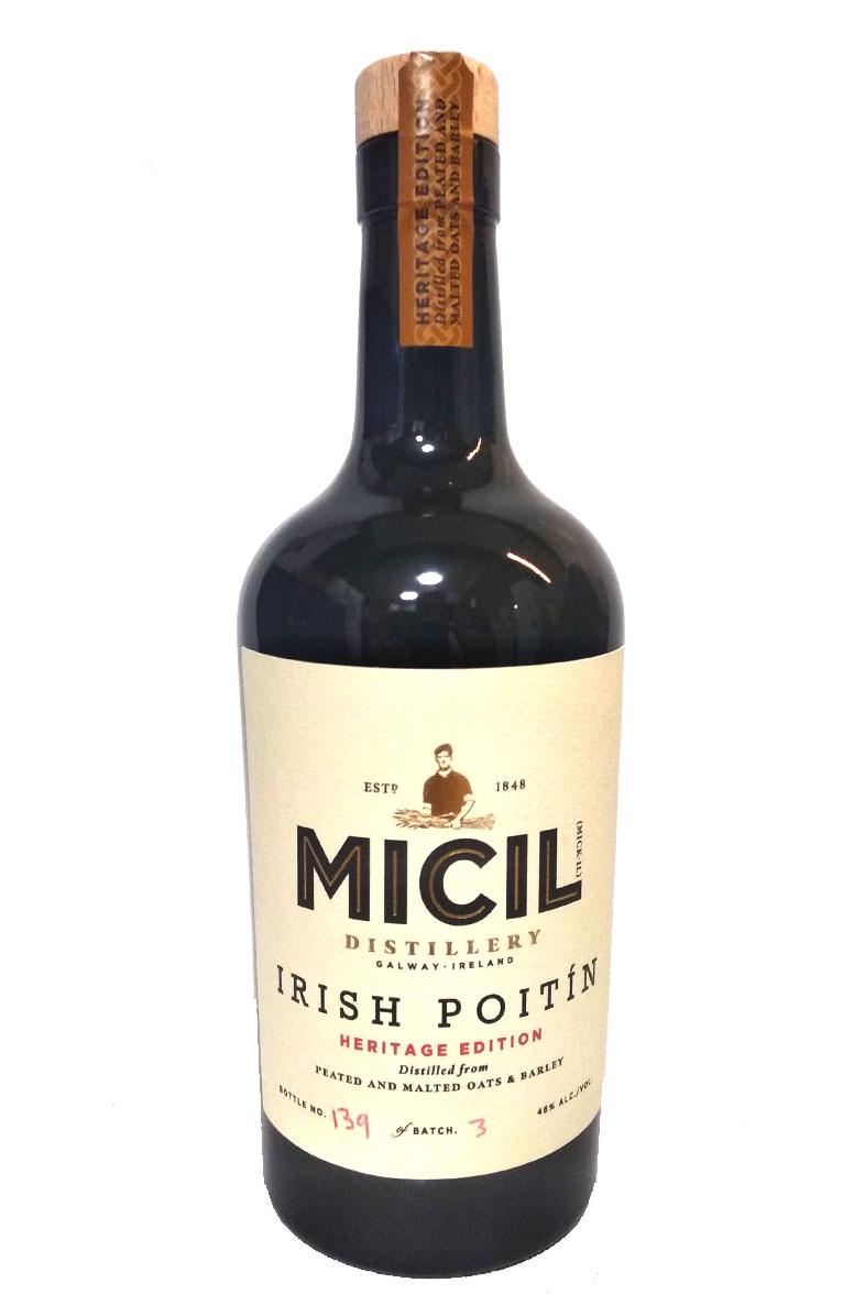 Micil Heritage Edition Poitin 50cl