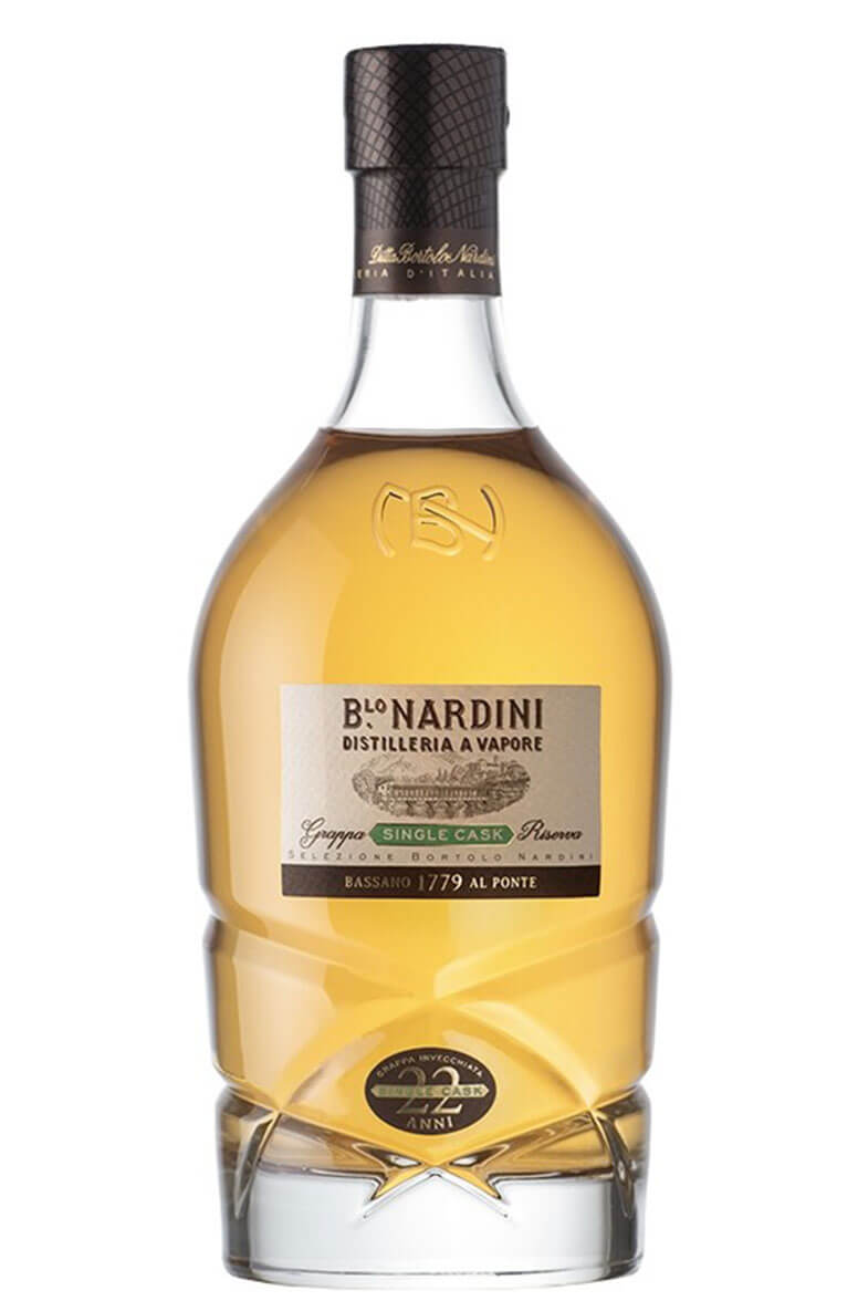 Nardini 240th Anniversary 22 Year Old Single Cask 70cl