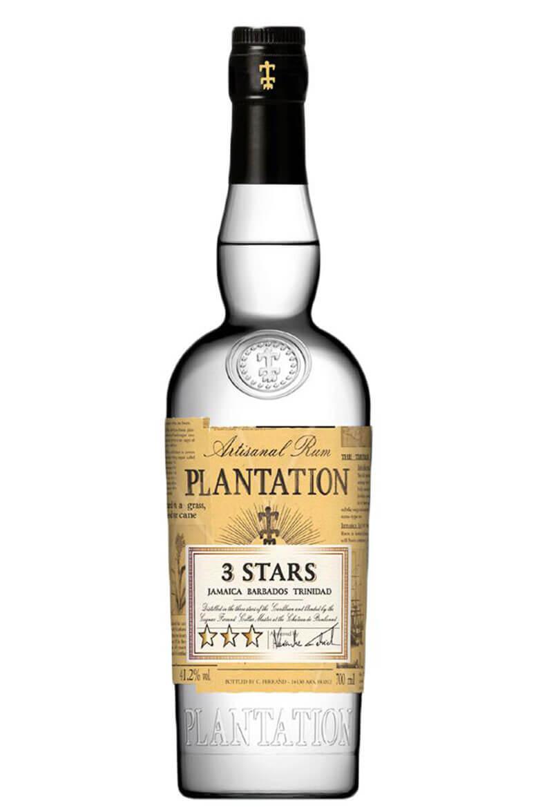 Plantation 3 Stars Silver Rum