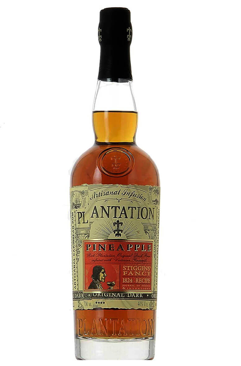 Plantation Pineapple Dark Rum