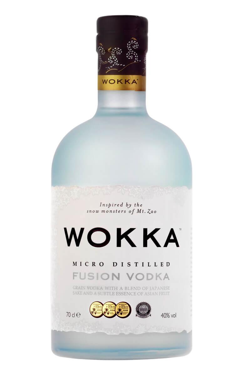 Wokka Fusion Vodka