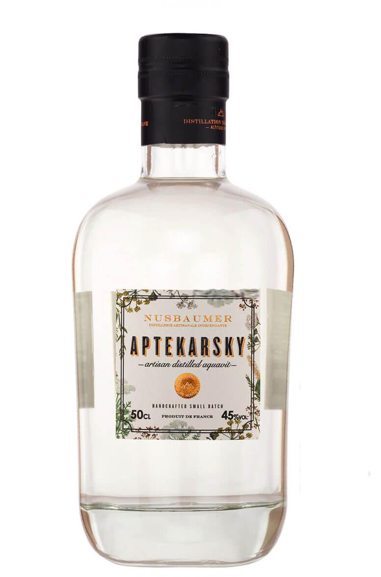 Nusbaumer Aptekarsky Aquavit 45% 50cl