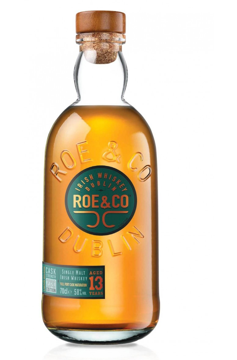 Roe and Co Cask Strength 2020 Edition