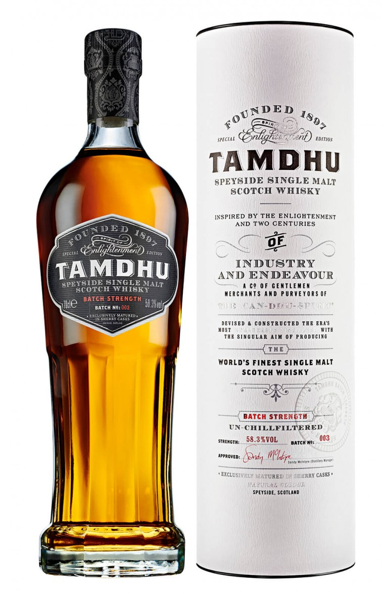 Tamdhu Batch Strength No.3