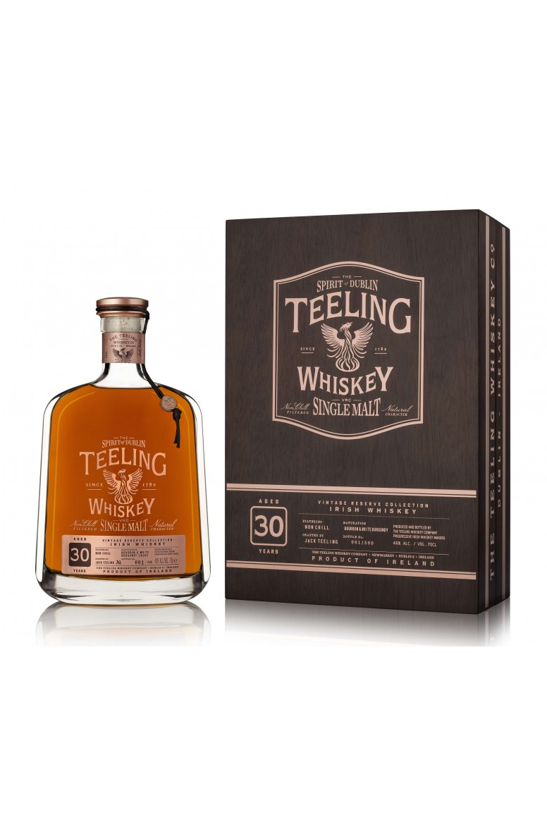 Teeling 30 Year Old