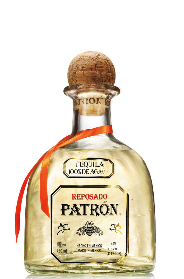 Patron Reposado 75cl