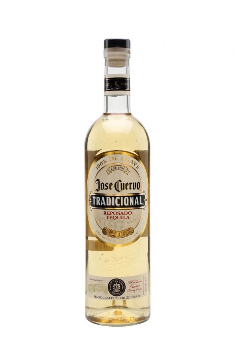 Jose Cuervo Tradicional Reposado Gold Tequila