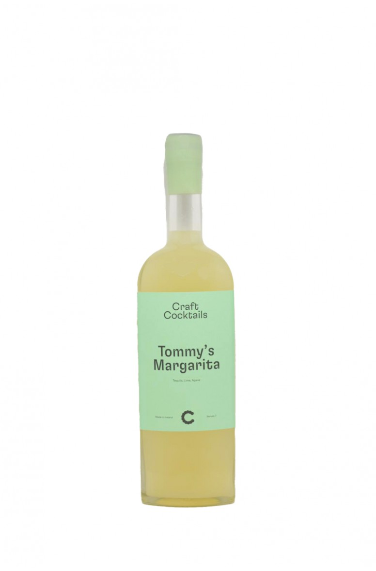 Craft Cocktail Tommy's Margarita 70cl