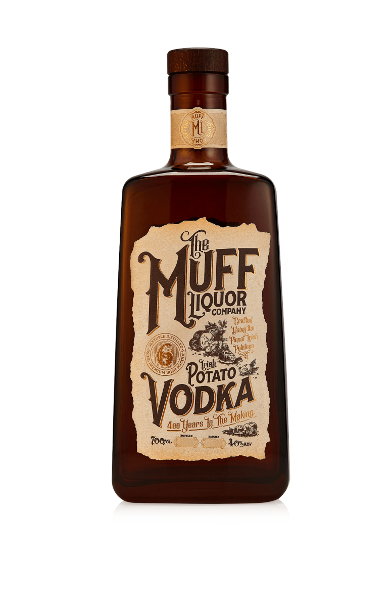 Muff Liquor Company Craft Vodka