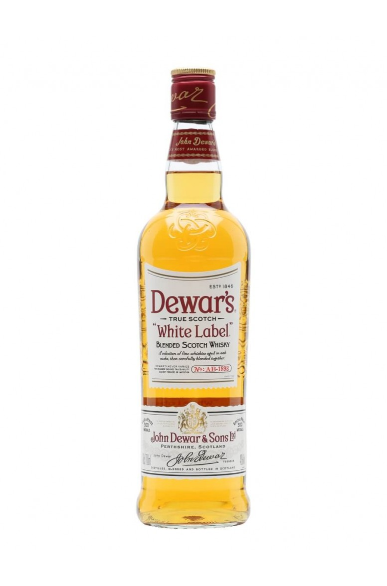 Dewars White Label 1 Litre