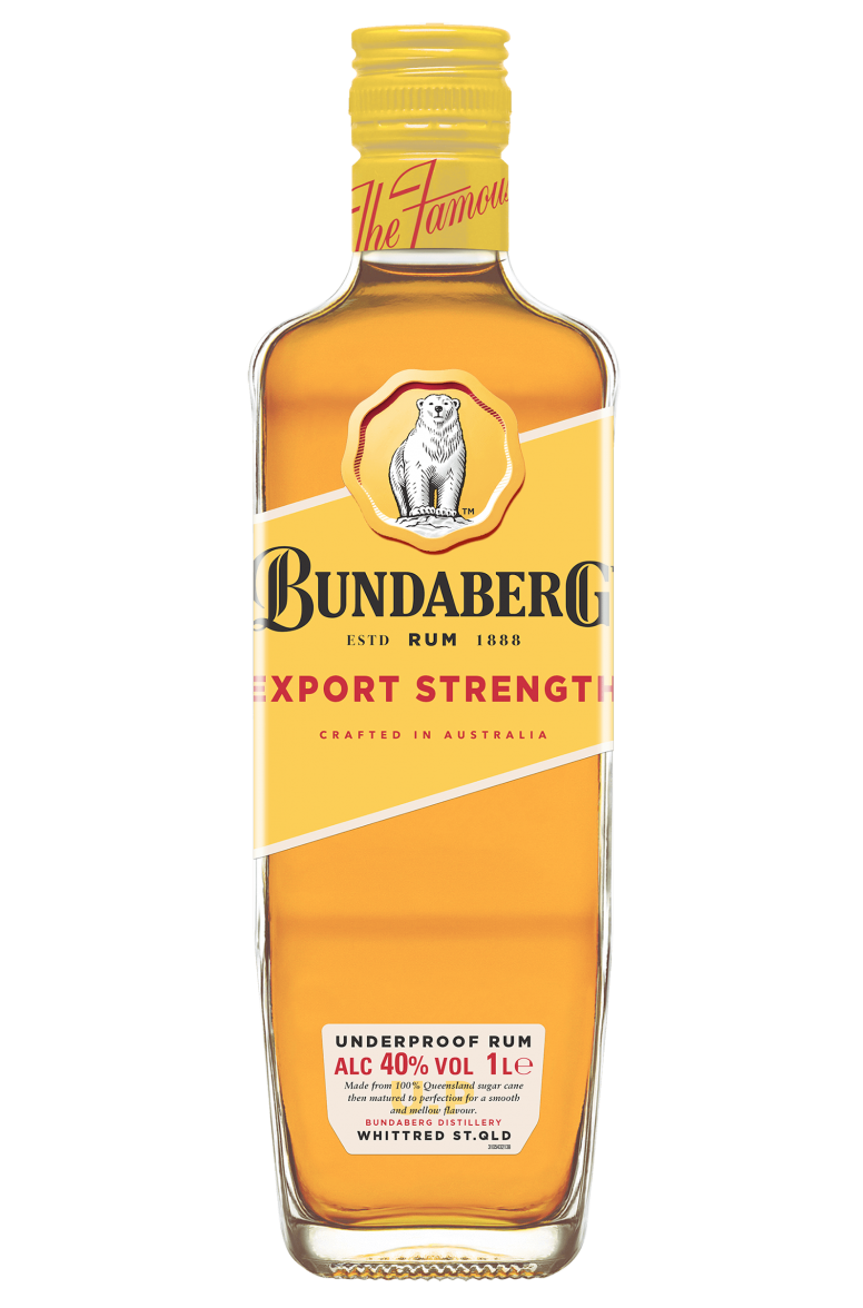 Bundaberg Export Strength 1 Litre