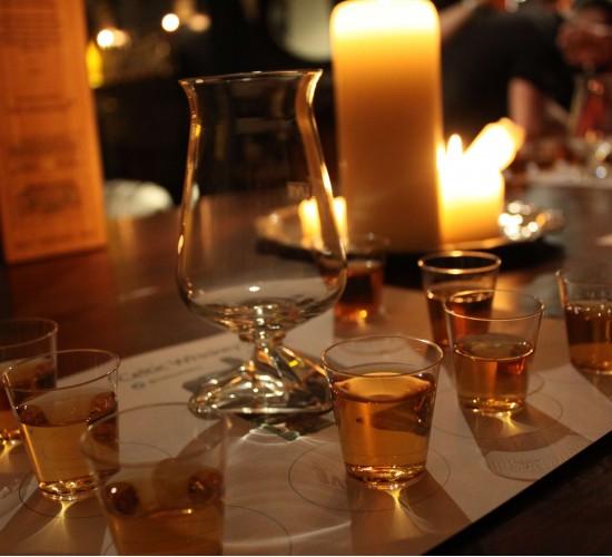 Springbank & Kilkerran Whisky Tasting Thursday 25th April