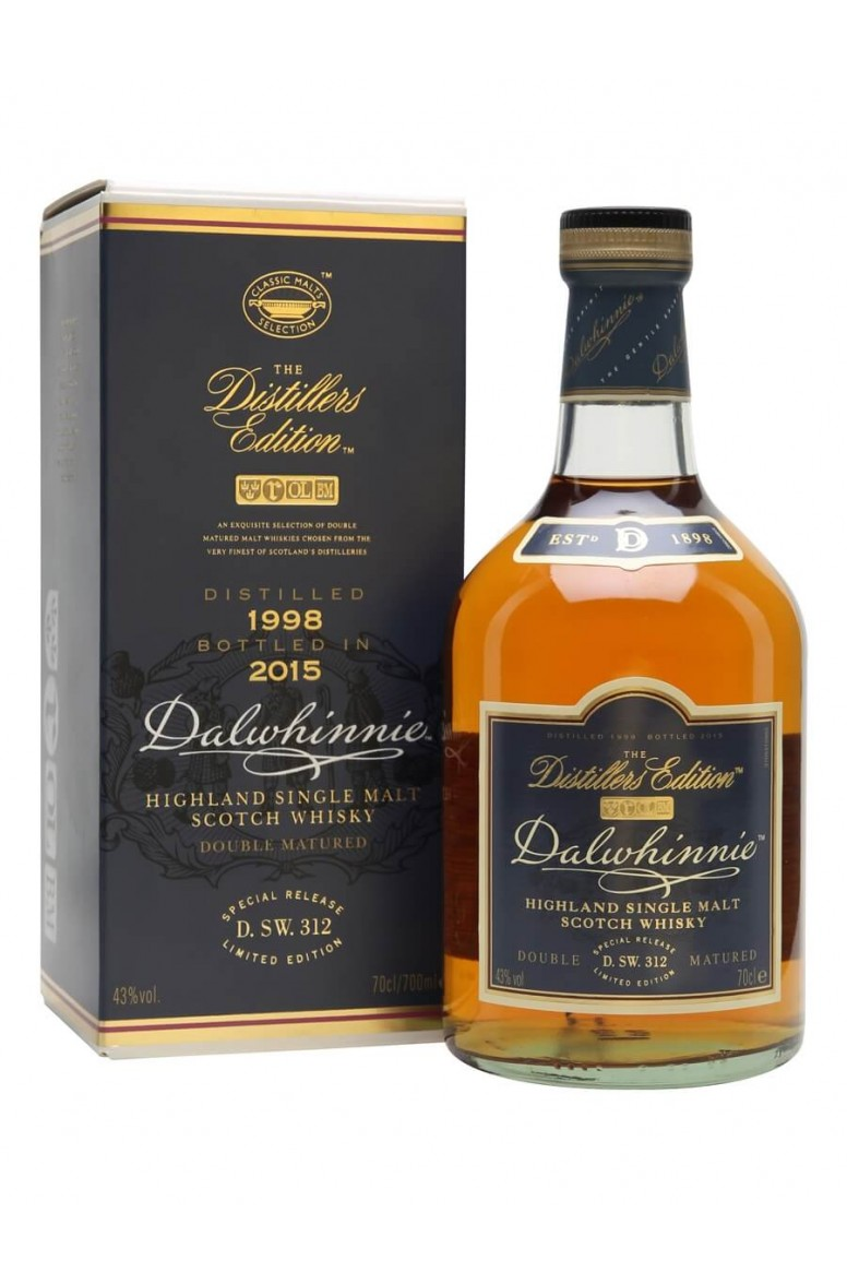 Dalwhinnie Distillery Edition 2015