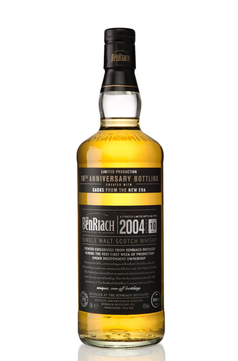 Benriach 10 Year Old 10th Anniversary