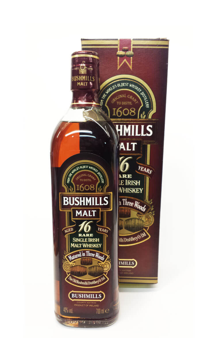 Bushmills 16 Year Old 1st Release