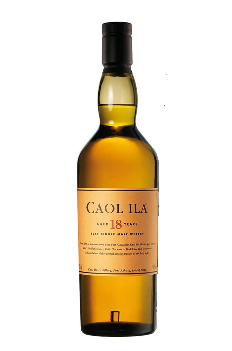 Caol Ila 18 Year-Old