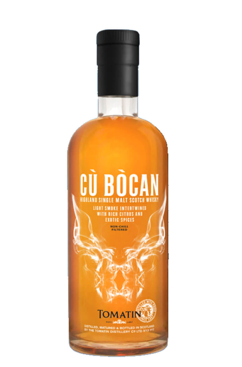 Cu Bocan Peated Single Malt