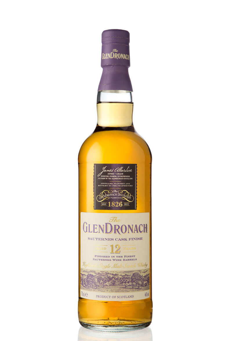 Glendronach 12 Year Old Sauternes Cask Finish