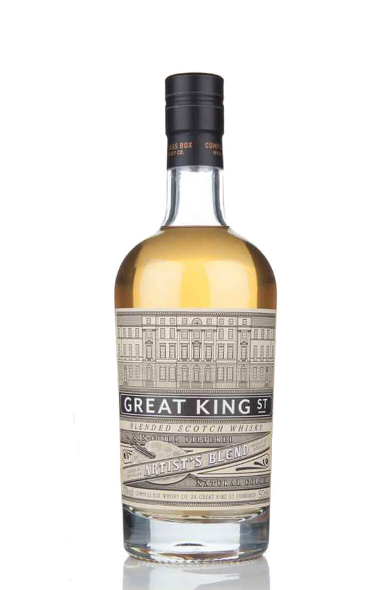 Great King Street Deluxe Blend