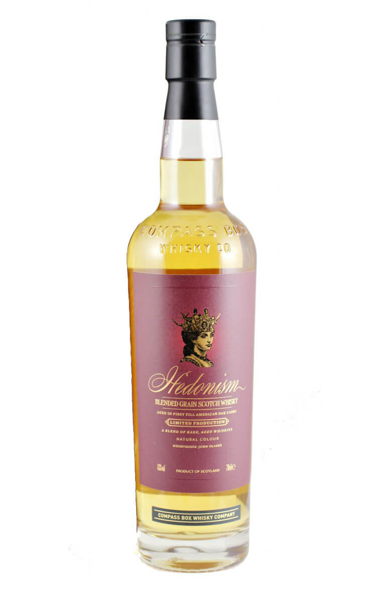 Hedonism Blended Grain Whisky