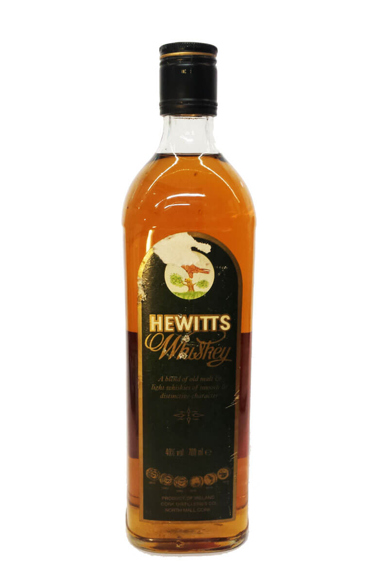 Hewitts Irish Whiskey
