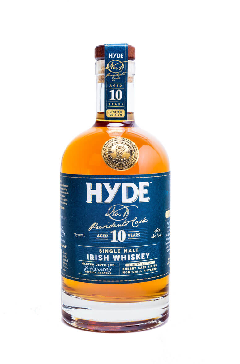 Hyde 10 Year Old Single Malt Presidents Cask