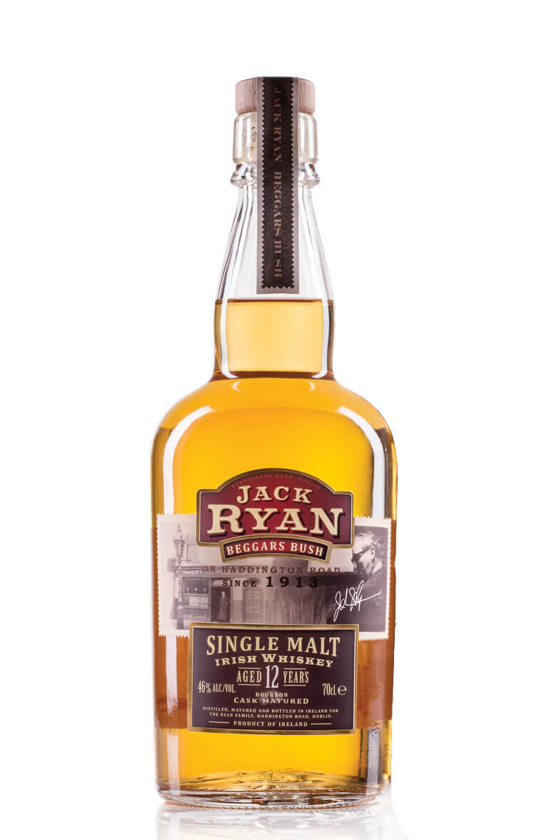 Jack Ryan 12 Year Old Single Malt