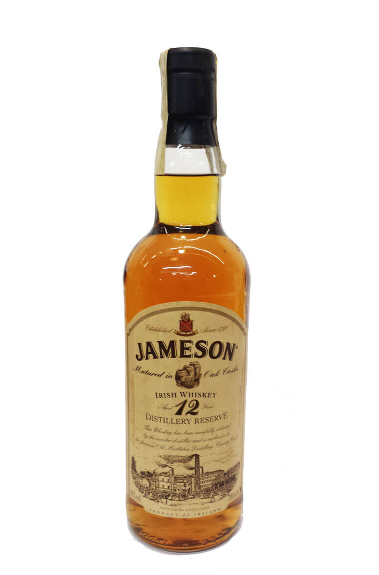 Jameson 12 Year Old Midleton Distillery Reserve