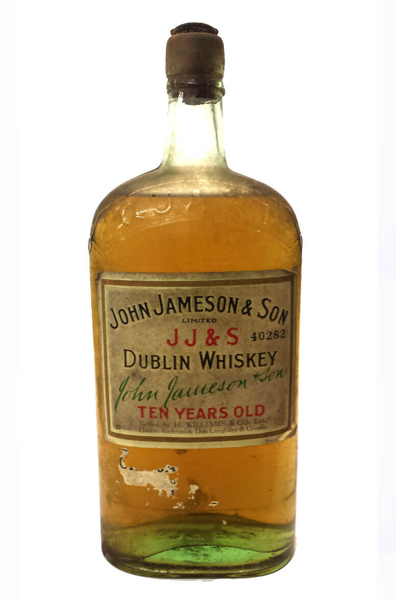 John Jameson Imperial Quart H Williams