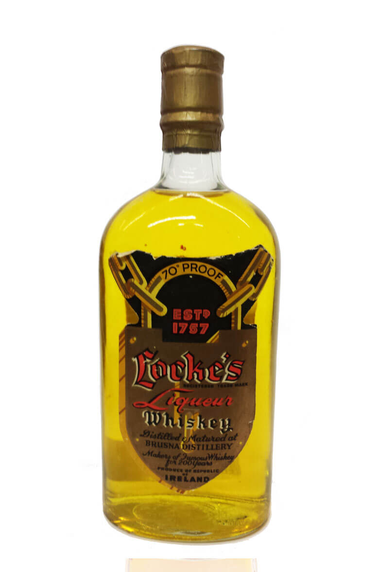 Lockes Liqueur Whiskey