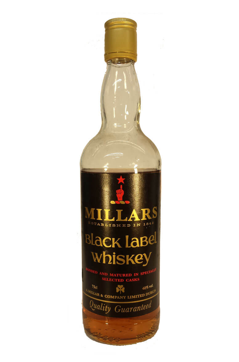 Millars Black Label