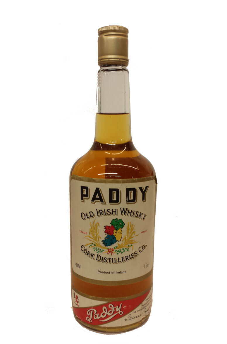 Paddy Old Irish Whisky 1 Litre