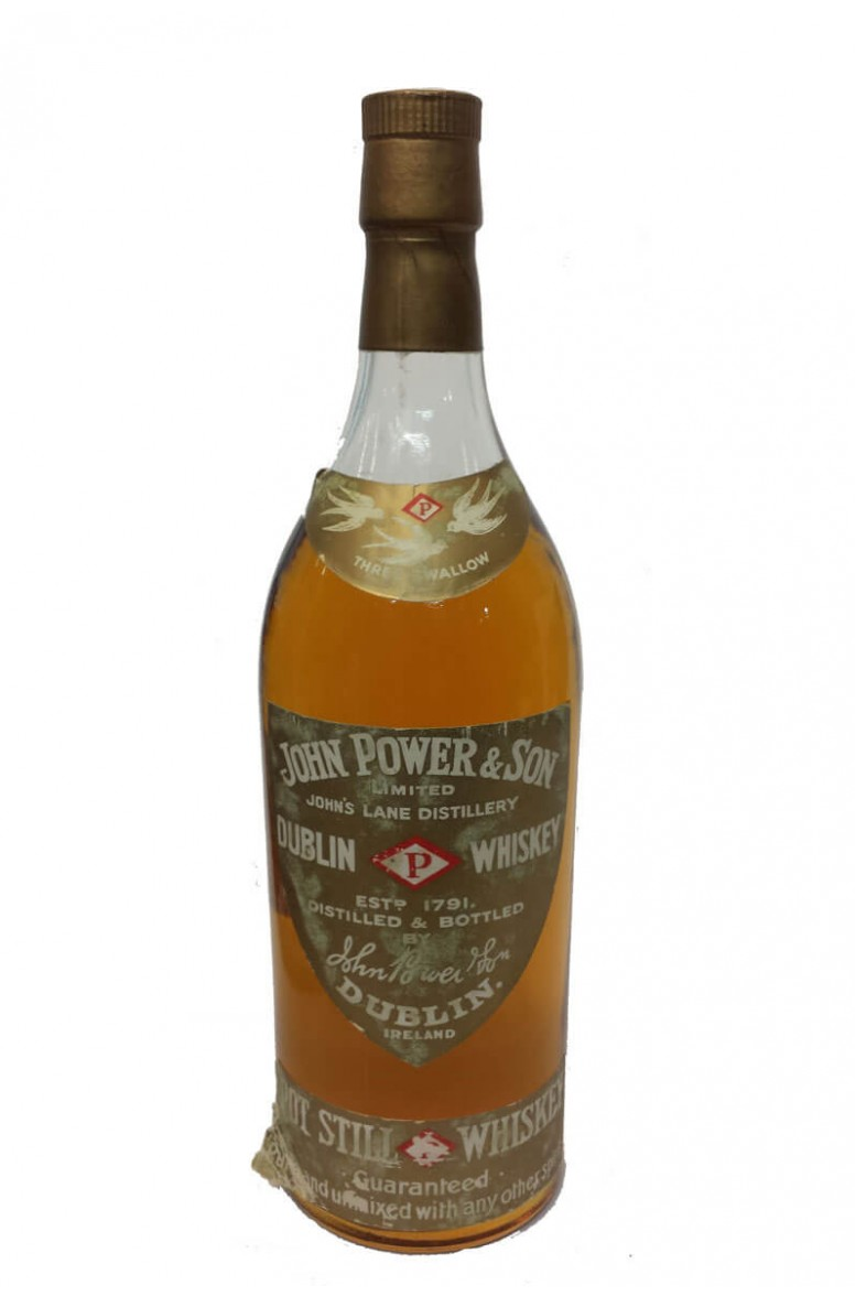 Powers Pot Still Dublin Whiskey