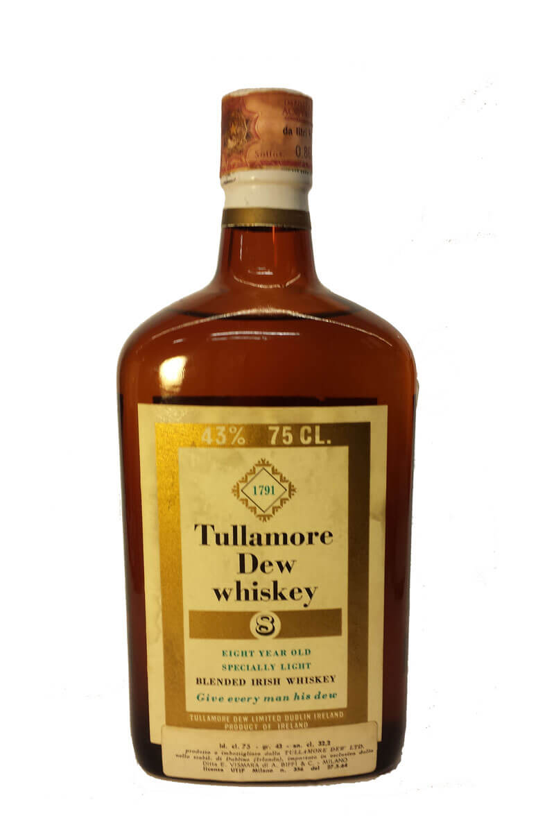 Tullamore Dew 8 Year Old