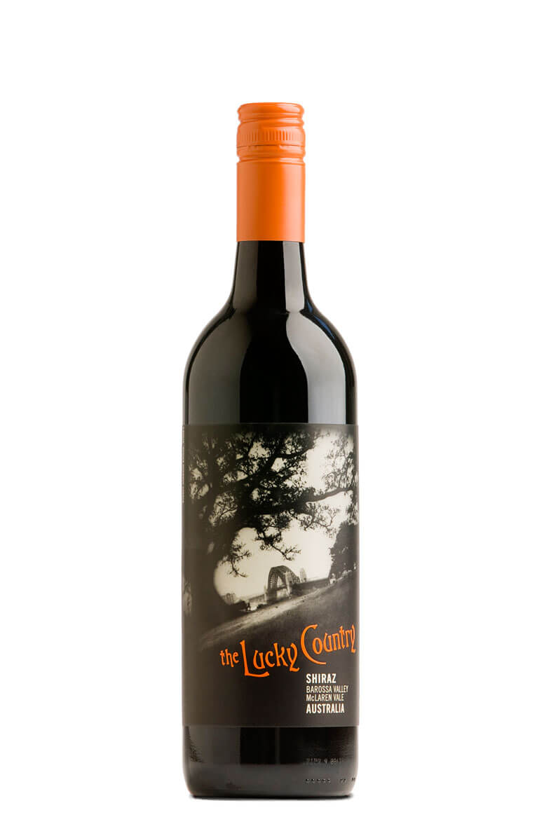 The Lucky Country Shiraz 2013