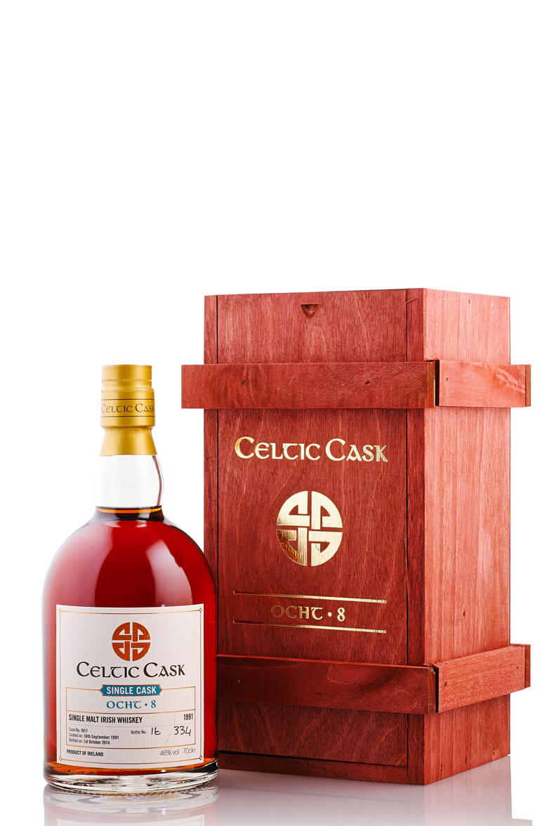 Celtic Cask Ocht 8 Single Malt 1991