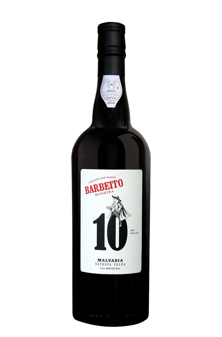 Barbeito Malvasia Old Reserve 10 Year-Old