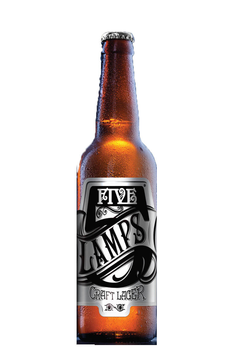 Five Lamps Lager