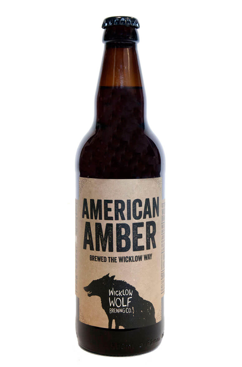 Wicklow Wolf American Amber Ale